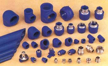 Tecnoclima tubi acqua coprax for Tubi per acqua in plastica e rame
